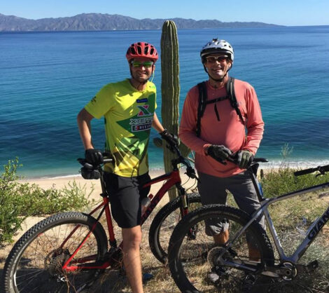 Mountain Biking, Ventana Windsports