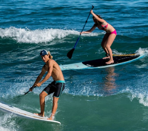 Stand Up Paddle, Ventana Windsports