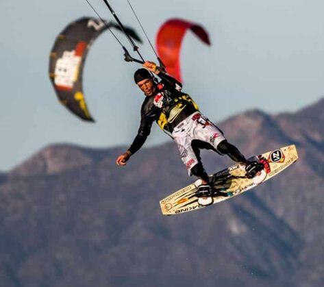 Kiteboarding / Windfoiling, Ventana Windsports